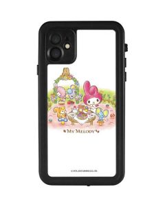 My Melody Tea Party iPhone 11 Waterproof Case