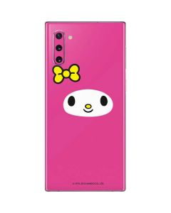 My Melody Up Close Galaxy Note 10 Skin