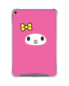 My Melody Up Close iPad Mini 5 (2019) Clear Case