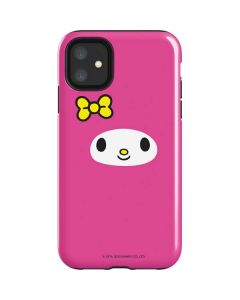 My Melody Up Close iPhone 11 Impact Case