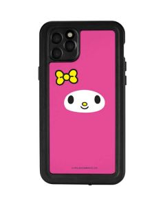 My Melody Up Close iPhone 11 Pro Max Waterproof Case