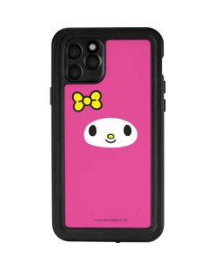 My Melody Up Close iPhone 11 Pro Waterproof Case