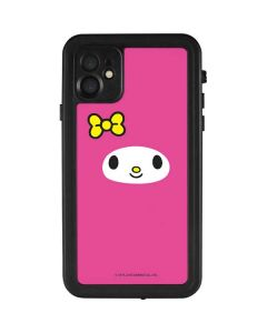 My Melody Up Close iPhone 11 Waterproof Case