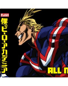 All Might Ready for Battle Google Pixel Slate Skin