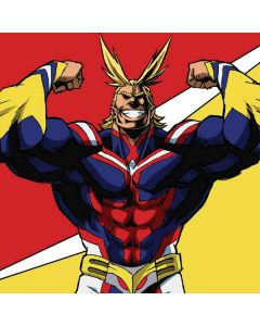 All Might Google Home Hub Skin
