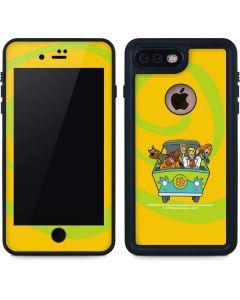 Mystery Machine Van iPhone 8 Plus Waterproof Case