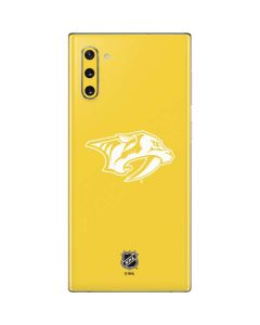 Nashville Predators Color Pop Galaxy Note 10 Skin