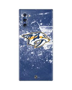 Nashville Predators Frozen Galaxy Note 10 Skin