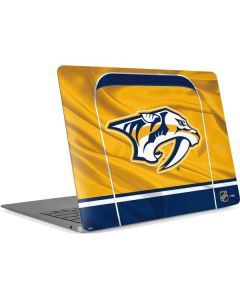 Nashville Predators Jersey Apple MacBook Air Skin