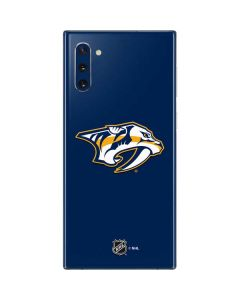 Nashville Predators Logo Galaxy Note 10 Skin