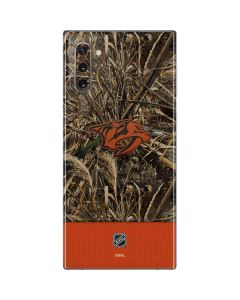 Nashville Predators Realtree Max-5 Camo Galaxy Note 10 Skin