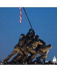 Iwo Jima Memorial Motorola Droid Skin