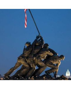 Iwo Jima Memorial HP Notebook Skin