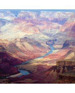 The Colorado River and Grand Canyon Apple TV Skin