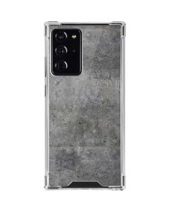 Natural Grey Concrete Galaxy Note20 Ultra 5G Clear Case