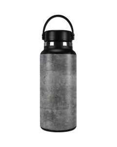 Natural Grey Concrete Hydro Flask 32oz Wide Mouth Skin