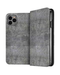 Natural Grey Concrete iPhone 11 Pro Max Folio Case