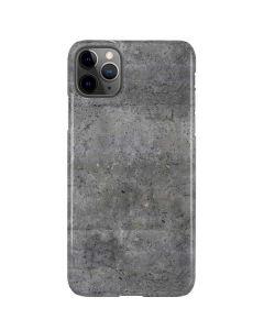 Natural Grey Concrete iPhone 11 Pro Max Lite Case