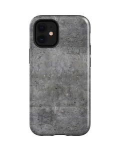 Natural Grey Concrete iPhone 12 Mini Case