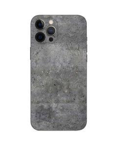 Natural Grey Concrete iPhone 12 Pro Max Skin