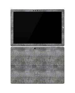 Natural Grey Concrete Surface Pro 7 Skin