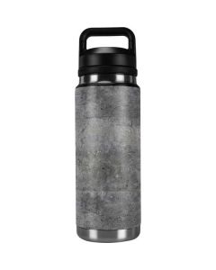 Natural Grey Concrete YETI Rambler 26oz Bottle Skin