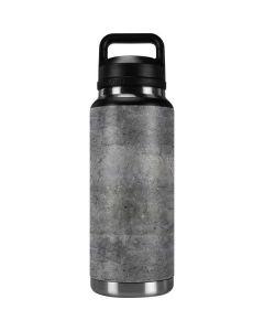 Natural Grey Concrete YETI Rambler 36oz Bottle Skin