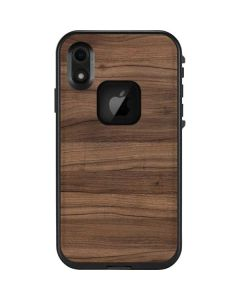 Natural Walnut Wood LifeProof Fre iPhone Skin