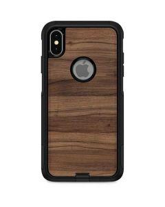 Natural Walnut Wood Otterbox Commuter iPhone Skin
