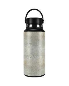 Natural White Concrete Hydro Flask 32oz Wide Mouth Skin