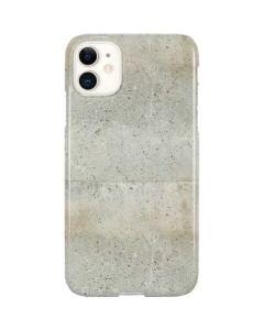 Natural White Concrete iPhone 11 Lite Case