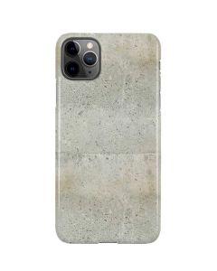 Natural White Concrete iPhone 11 Pro Max Lite Case