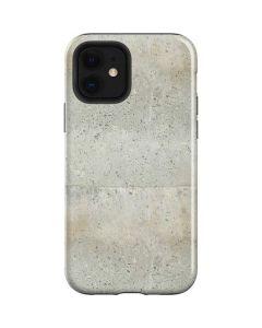 Natural White Concrete iPhone 12 Case