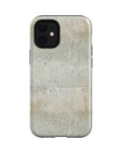 Natural White Concrete iPhone 12 Mini Case