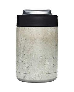 Natural White Concrete Yeti Colster Can Insulator Skin