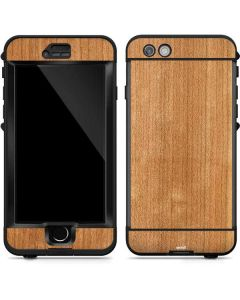 Natural Wood LifeProof Nuud iPhone Skin