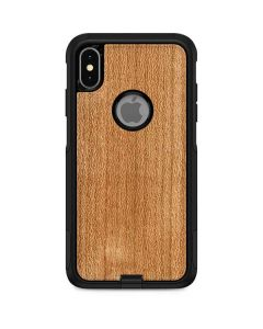 Natural Wood Otterbox Commuter iPhone Skin