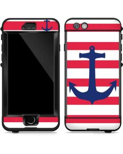 Nautical Stripes LifeProof Nuud iPhone Skin