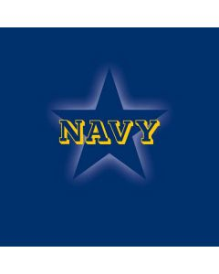 US Naval Academy Blue Star Wireless Charger Skin