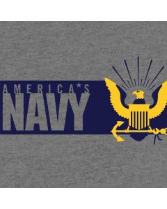US Navy Grey Generic Laptop Skin