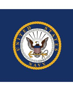 US Navy Symbol Generic Laptop Skin