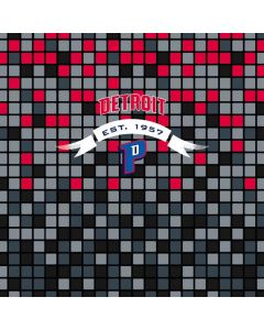 Detroit Pistons Digi Apple TV Skin