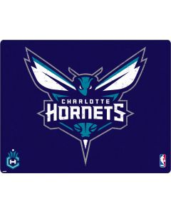 Charlotte Hornets Distressed-Purple Surface Book Skin