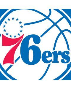 Philadelphia 76ers Large Logo Apple Pencil (1st Gen, 2017) Skin