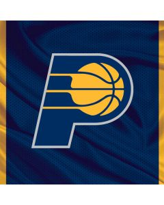 Indiana Pacers Away Jersey Moto G8 Plus Clear Case