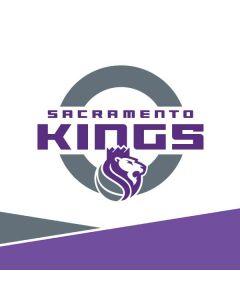 Sacramento Kings White Split Moto G8 Plus Clear Case