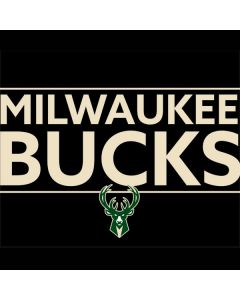 Milwaukee Bucks Standard - Black Google Pixel Slate Skin