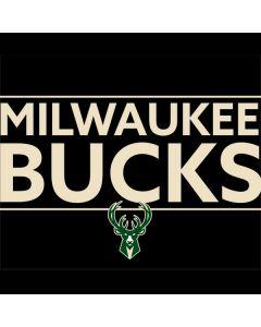 Milwaukee Bucks Standard - Black Surface Pro (2017) Skin