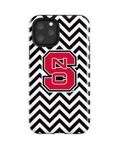 NC State Chevron Print iPhone 11 Pro Impact Case