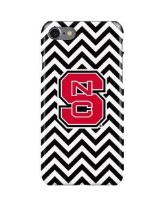 NC State Chevron Print iPhone SE Lite Case